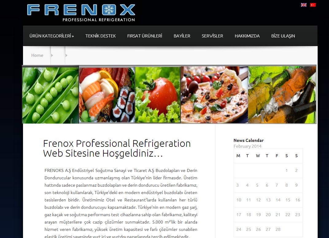 Frenox Endüstriyel Soğutma Sanayi